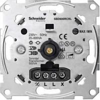 Механизм светорегулятора поворотного 20-600 Вт