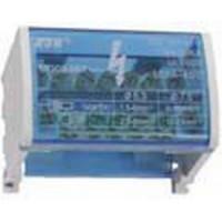 Кросс-модуль 2 полюса, 100 А, 5х1,5-6 мм.кв. + 2х6-16 мм.кв.