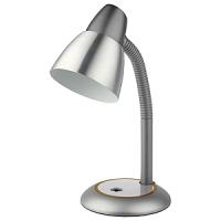 Светильник настольный для КЛЛ 40Вт Е27  IP20 серый