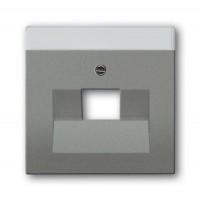 Накладка для телефонной/компьютерной розетки (0213, 0216)  метеор solo/future