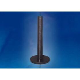 Опора напольная с крышкой H=1200 мм сталь черный