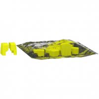 Заглушки боковые для гребенчатых шинок 3-пол. (A9X) (10шт.)