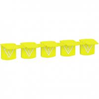 Колпачки изолирующие для гребенчатых шинок (A9X) (20шт)