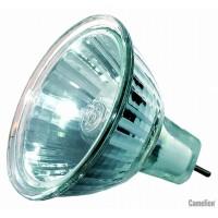 Лампа галогенная рефлекторная 20 Вт 220В GX5.3 d=35mm 30D, без стекла
