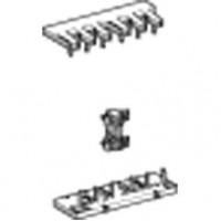 Устройство мех. блокировки со встроенной эл. блокировкой для контакторов D09...38