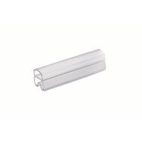 Трубочки прозрачные маркировочные 1,5-2,5 кв.мм, L=23 мм