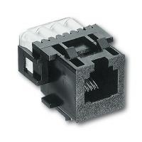Механизм розетки компьютерной  RJ45 0211