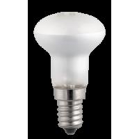 Лампа нак. 30 Вт, 220В, Е14, зеркальная 39mm, матовая