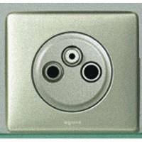 Механизм розетки телевизионной  TV+FM+SAT 2400 МГц Celiane