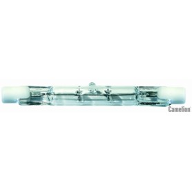 Лампа галогенная линейная 200 Вт 230В R7s L=117mm