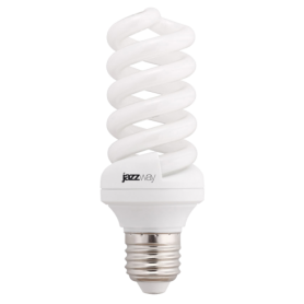 Лампа энергосберегающая 20 Вт Е27 4000K спираль, холодный
