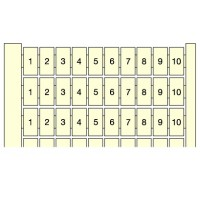 Маркер горизонтальный 10x(31-40) RC510