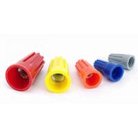 СИЗ-2, соединительный изолирующий зажим 2,5-4,5 кв.мм синий (упак.100 шт.)