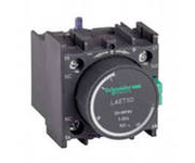 Дополнительный контактный блок с выдержкой на включение 0,1-30сек, для TeSys E