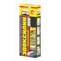 Клей эпоксидный Момент Эпоксилин DUO 2х25 гр. упаковка в шоу-боксе - металл,керамика,стекло,дерево,