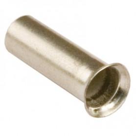 Наконечник-гильза не изолир. 2.5 мм.кв.(упак.500шт)