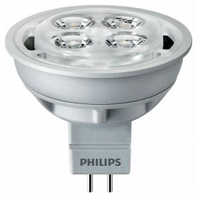Лампа светодиодная 4.2 Вт 12В GU5.3 2700K 24D теплый