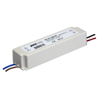 Блок питания LED 60 Вт DC/12В ПЛАСТИК наружного применения IP67