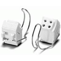 Патрон G10q для кольцевых люм.ламп вставной