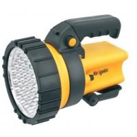 Фонарь-прожектор 37LED акумм.4В 4.0Ач дальность 100м