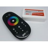 Контроллер LED для RGB DC 12/24V 216/432 Вт высокочастотный