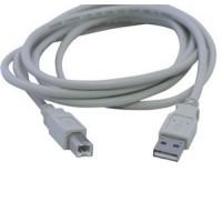 Шнур штекер USB - штекер мини USB, 3м
