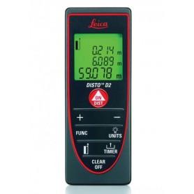 Дальномер лазерный 0.05-60 м ±1,5 мм Disto D2