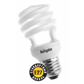 Лампа энергосберегающая 30 Вт Е27 2700К тонкая полуспираль тёплый 94 055