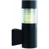 Светильник  настенный для КЛЛ 26 Вт G24d-3 IP55  черный 3008012610