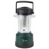 Фонарь-светодиод, кемпинг, аккумулятор 6В, 4,5Ah зеленый