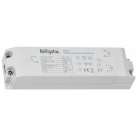 Трансформатор электронный 150 Вт 220/12В диммируемый 94 434
