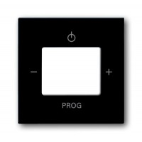 Накладка для цифрового радио антрацит solo/future