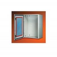 Корпус шкафа SR дверь со стеклом 600х400х250мм, IP65