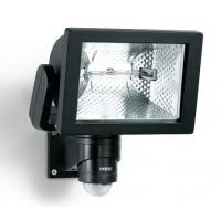 Светильник с ВЧ-датчиком движения 150 Вт R7s черный, IP44, HS 150