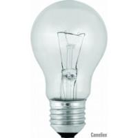 Лампа накаливания 60 Вт, 220В, E27, прозрачная