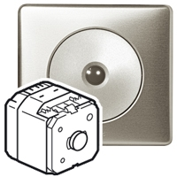 Механизм выключателя/переключателя бесконтактного с нейтралью 400Вт Celiane