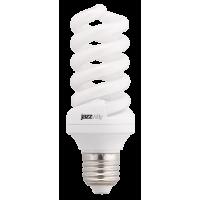 Лампа энергосберегающая 15 Вт Е27 2700K спираль, теплый