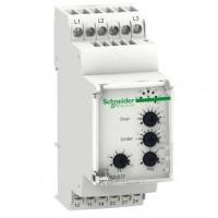 Реле контроля фаз чередование, обрыв, асимметрия 3х220-480В 2ПК