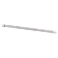Лампа светодиодная линейная 18 Вт 168Led 180-265В 1200мм, алюминий, матовая, 4000К холодный