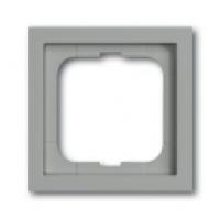 Рамка 1 пост серый future stone