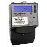 Счётчик 1ф. 2-х тар. акт.эн. 5-60А кл.1 ЖК-дисп. подвесной PLC-модем оптопорт упр.нагрузкой до 4-х тар.