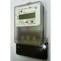 Счётчик 3ф. 2-х тар. акт.-реакт.эн. 10-100А 380В кл.1,0/2,0 ЖК-дисп. подвесной RS-232 IrDA телем.вых. до 8-тар.