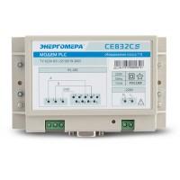 Преобразователь интерфейсов PLC CE832 C5 напряжение питания 24В, ток потребления 100мА; RS-485-256 на DIN-рейку