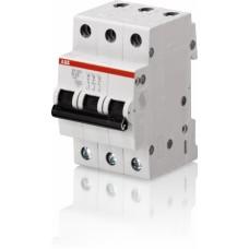 Автомат. выкл. 3-пол. 25А тип С 4,5кА серия SH200L
