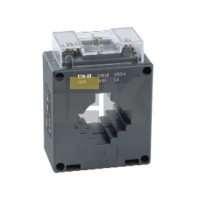 Трансформатор тока 400/5А 5ВА кл.0,5 под шину разм. до 40х10(40х10)мм под диам.кабеля 30 мм серия ТТИ- 40