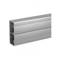 Кабель-канал 140х55мм с крышкой OL45, алюминий