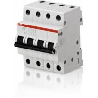 Автомат. выкл. 3-пол. 10А тип С 4,5кА серия SH200L