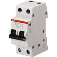 Автомат. выкл. 2-пол. 10А тип С 4,5кА серия SH200L