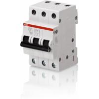Автомат. выкл. 3-пол. 40А тип С 4,5кА серия SH200L