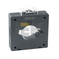 Трансформатор тока 1000/5А 15ВА кл.0,5 под шину разм. до 100х10 мм под диам.кабеля 60 мм серия ТТИ-100